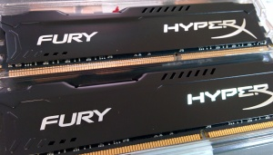 Kingston HyperX 16GB RAM
