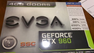 EGVA Geforce GTX960